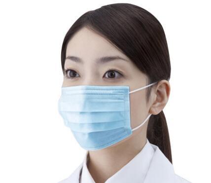 你知道如何正确佩戴一次性医用口罩吗?