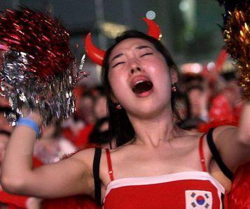 中韩足球对决 里皮为意大利报02年世界杯一箭之仇